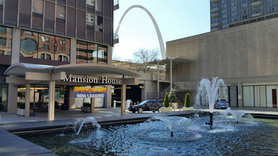 Mansion House Apartments 50th Anniversary Downtown Stl
