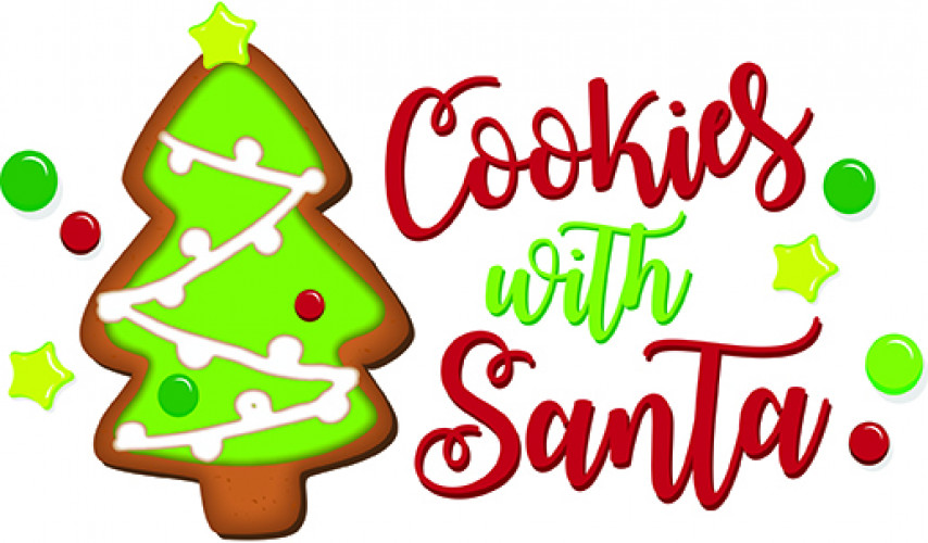 Cookies And Pictures With Santa Downtown Stl